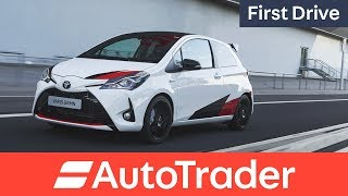 2018 Toyota Yaris GRMN first drive