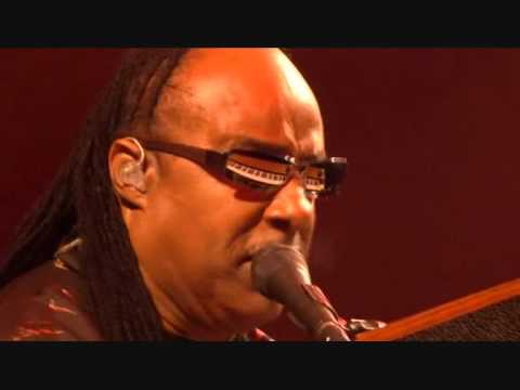 Stevie Wonder Glastonbury 2010 Living for the city