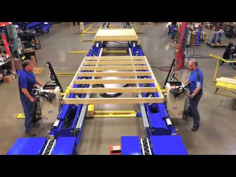 PANELS PLUS Wall Framing Machine