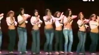 اجمل رقص لاحلى بنات سوريا