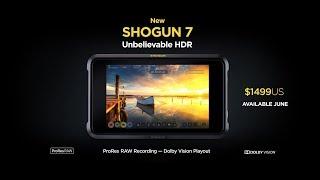 Atomos Shogun 7 SDI HDMI monitor recorder Review - Is it worth it?