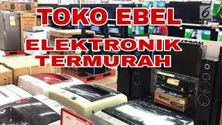 Tempat Toko Elektronik Murah
