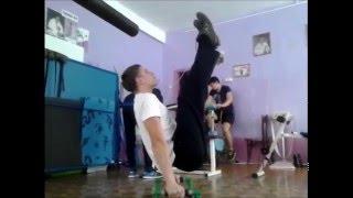 Тренировка №2 workout. Калачинск! Black Dogs AND NewTime