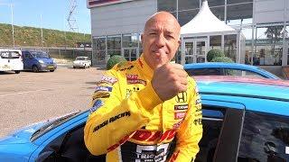Tom Coronel over de Peugeot 206 GTi Cup!