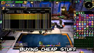 Wow Gold Making Guide - Part Ii: Guidelines & Demonstration