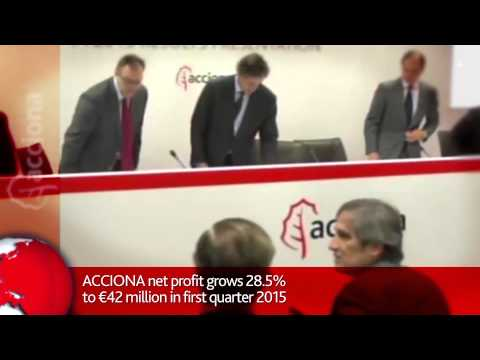 ACCIONA Video Summary - May 2015