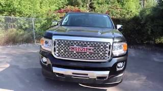 GMC Canyon Denali 2017 Videos