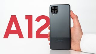 Samsung Galaxy A12 Review!
