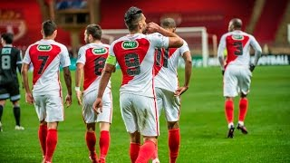 Video Gol Pertandingan AS Monaco vs AC Ajaccio