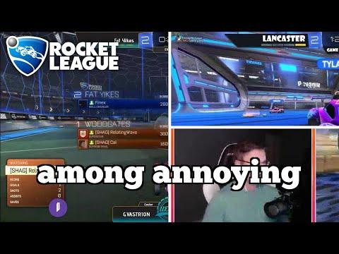 Daily Rocket League Moments: among annoying thumbnail