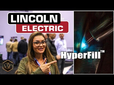 MIG Welding | STT Pipe And HyperFill Twin-Wire At Lincoln Electric