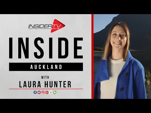 INSIDE Auckland with Laura Hunter | Travel Guide | MAY 2017