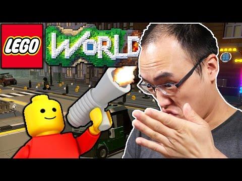ON DÉTRUIT CETTE PLANÈTE !   LEGO Worlds #10
