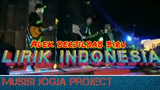 Download Video Adek jilbab biru !! Pengamen Jogja cover lirik [terjemahan] MP3 3GP MP4
