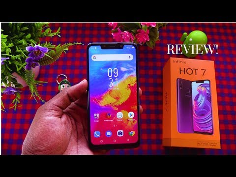 Infinix Hot 7 Review!