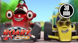 Roary the Racing Car Official | Funny Business | Full Episodes | Kids ...