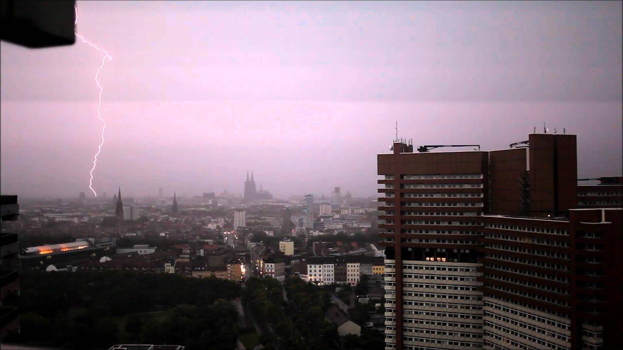 Köln Unwetter