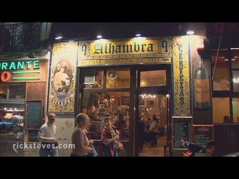 Madrid, Spain: Tapas Tango