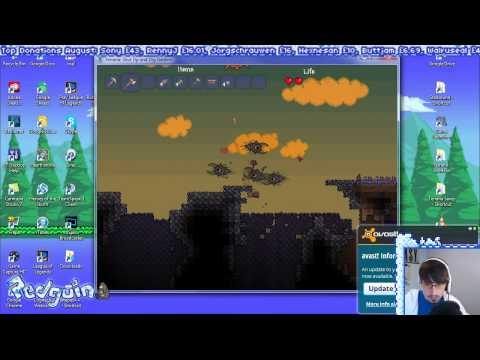 Classic Terraria [Old Updates] - YouTube