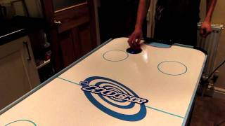 Air Hockey with a CD