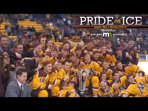"""It Takes a Team"" Pride on Ice: Gopher Men"