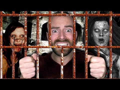 The 10 CREEPIEST Haunted Prisons on Earth