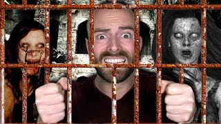 10 Creepiest Haunted Prisons on Earth