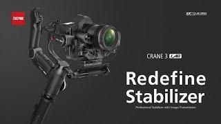 Redefine Stabilizer | Zhiyun CRANE 3 LAB