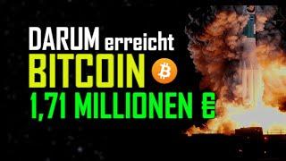 DARUM erreicht Bitcoin bald 1,7 MILLIONEN Euro ! | KryptoGang