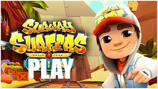 Subway Surfers World Tour NewYork Game Play