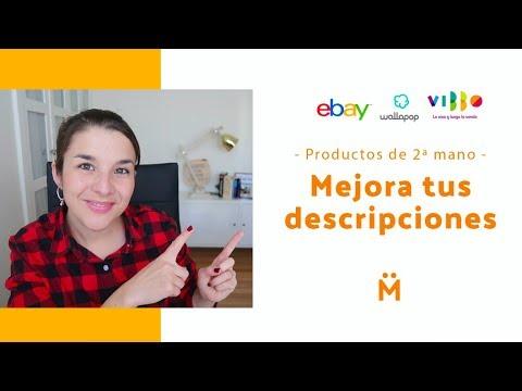 5 consejos de copywriting para vender más rápido tus artículos de Ebay, Wallapop o Vibbo