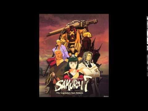 Саундтрек 7 самураев аниме