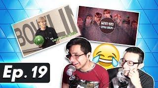 GUYS REACT TO BTS 'Run BTS' Ep. 19