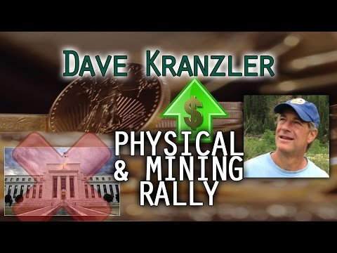 Gold & Silver Price slipping out of Central Bank Control? - Dave Kranzler