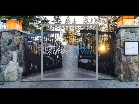 Tahoe Blue Estate- Luxury Vacation Rental