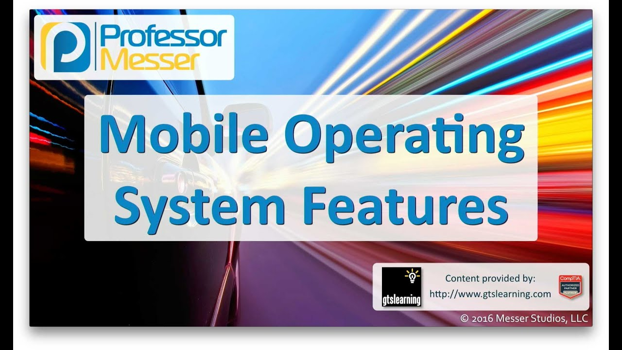 Mobile operating system - portablecontacts net