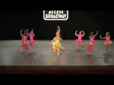 "Access Broadway 2017 | ""The Tropicana Showroom Presents!"" 