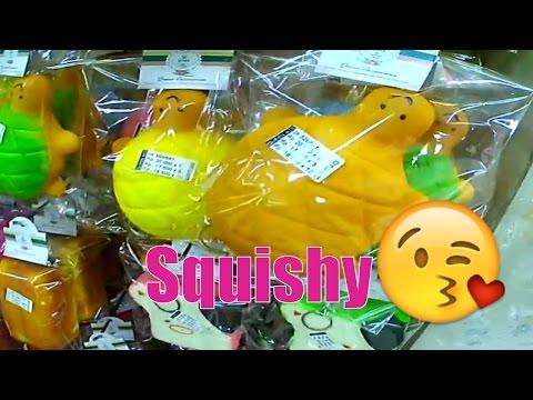 Shopping Squishy - Slime 2017 Toys Toko Mainan Anak Squishy Haul Colletion Fruit - Tori Airin