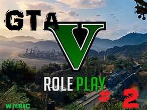 [RO] GTA V ROLE PLAY | M-am facut medic ! | w/Eric #2