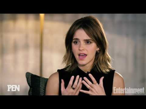 New interview of Emma Watson with People/EW Network!