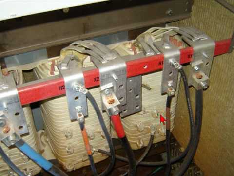 hqdefault electrical wiring burned xfmr 09 youtube 480 volt transformer wiring diagram at panicattacktreatment.co
