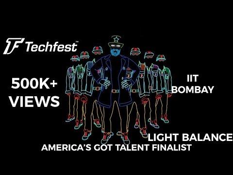 Light Balance | Technoholix, Techfest 2016-17, IIT Bombay