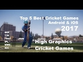 Best Cricket Games For Android | Cricket Championship | Play Free Online Cricket | Games Below 100Mb