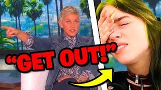 8 Times Ellen Was Disgustingly Rude