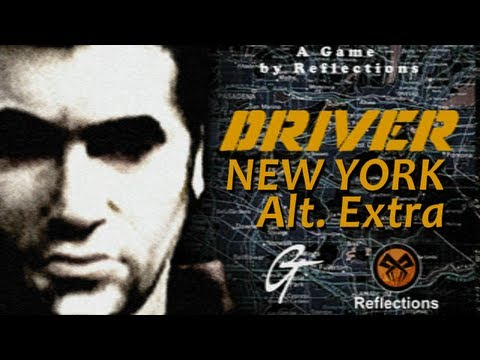 Driver: You Are the Wheelman Walkthrough - New York - Alternative Missions Extra