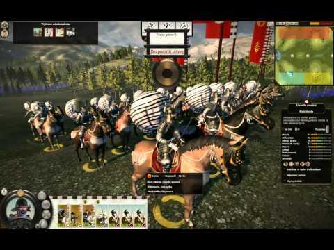 Total War: Shogun 2 Jakieś meczyki :) czyli zero przegranej!