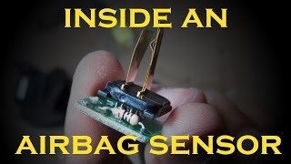 How an Airbag Sensor Works