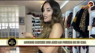 """Lourdes Sánchez Mostró Su Imponente Vestidor En La Jaula: """"¡es Un Departamento De Dos Ambientes!"""""""