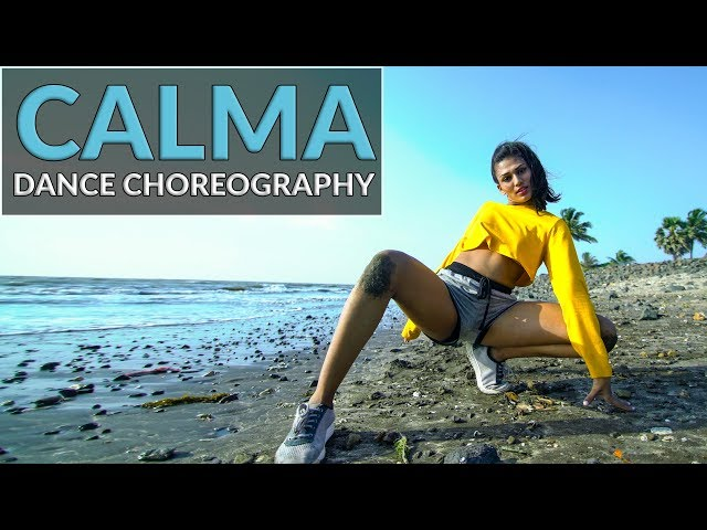 Pedro Capo, Farruko - Calma Remix | Dance Cover | Nisha Bhagat | Kings United
