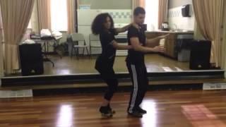 Turn Pattern Salsa Workshop With Eddie Torres Jr And Katherine Jimenez